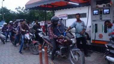 नोएडा और ग्रेटर नोएडा में आज से हेलमेट के बिना नहीं मिलेगा पेट्रोल