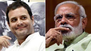 मोदी सरकार पर कांग्रेस का तंज-अर्थव्यवस्था चौपट, नौकरियां खत्म, लेकिन बाकी सब ठीक है