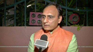 बीजेपी सांसद राकेश सिंह का बयान, कहा-RSS के पास देश बदलने को लेकर है ठोस विकल्प