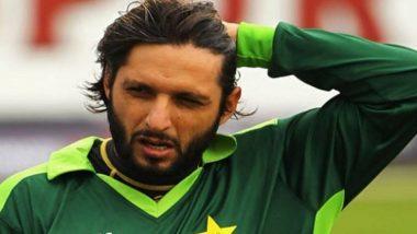 शाहिद अफरीदी ने छोड़ा इस टीम का साथ, पाकिस्तान के इस महान तेज गेंदबाज ने लिया उनका स्थान