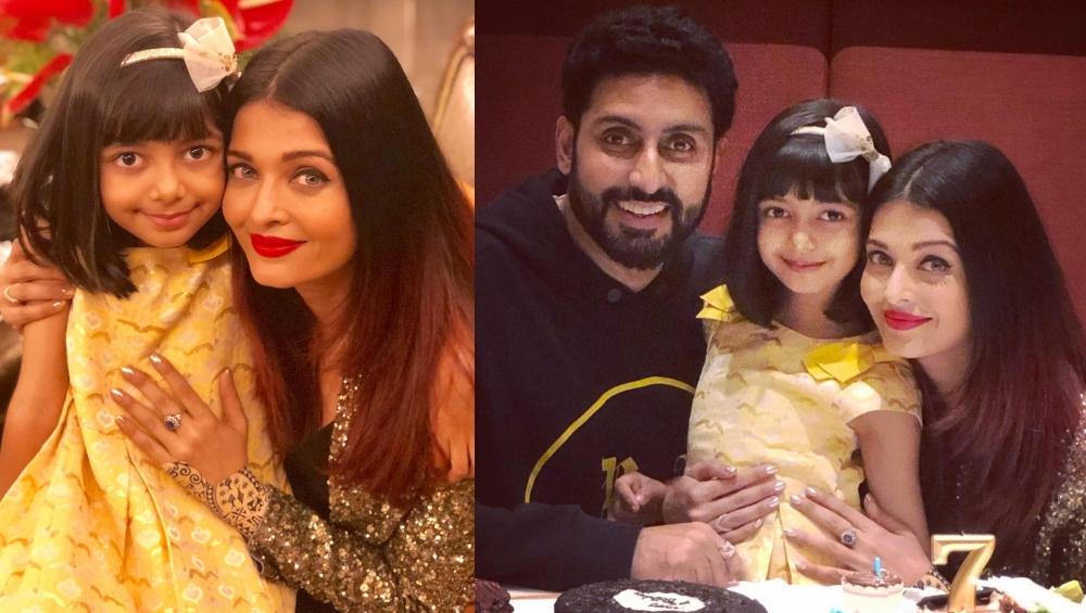 ऐश्वर्या राय और अभिषेक बच्चन ने धूमधाम से मनाया बेटी आराध्या का जन्मदिन, देखें तस्वीरें