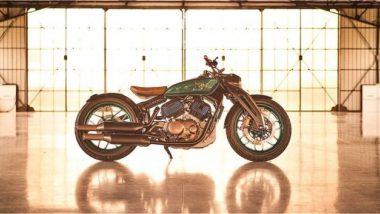 रॉयल एनफील्ड ने पेश की बॉबर 834cc कॉन्सेप्ट KX मोटरसाइकिल, जानें इसमें क्या है खास