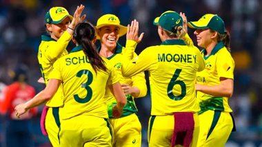 ICC Women's T20 World Cup 2020: ऑस्ट्रेलिया ने दक्षिण अफ्रीका को 5 रनों से दी शिकस्त, फाइनल में 8 मार्च को भारत से होगा मुकाबला