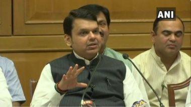 मराठा आरक्षण की मांग करने वालों को महाराष्ट्र सरकारकी सौगात, सीएम फडणवीस कैबिनेट ने प्रस्ताव को दी हरी झंडी