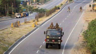 पठानकोट: 4 संदिग्धों को पुलिस ने पकड़ा, पहने हुए थे सेना की वर्दी- पूछताछ जारी
