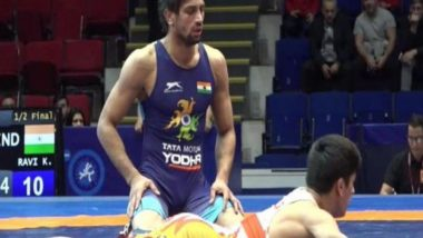अंडर-23 विश्व कुश्ती चैंपियनशिप के फाइनल में हारे रवि कुमार, सिल्वर पदक से करना पड़ा संतोष