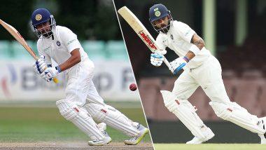 India vs Cricket Australia XI: पृथ्वी शॉ ने जमकर की ऑस्ट्रेलियाई गेंदबाजों की धुनाई, कोहली ने भी नहीं बख्शा, देखें विडियो