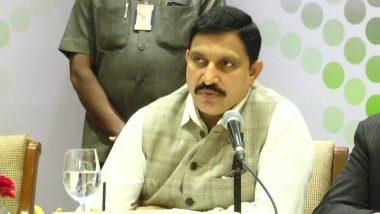 हैदराबाद: CBI पर रोक लगाने के बाद सीएम चंद्रबाबू नायडू के करीबी नेता पर ED और IT का छापा