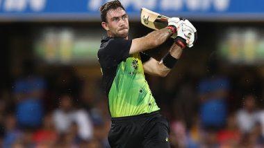 India vs Australia 2nd T20 2019: ग्लैन मैक्सवेल ने जड़ा इस सीरीज का दूसरा शानदार अर्धशतक, ऑस्ट्रेलिया जीत की राह पर