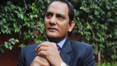 पूर्व कप्तान मोहम्मद अजहरुद्दीन बने हैदराबाद क्रिकेट संघ के अध्यक्ष