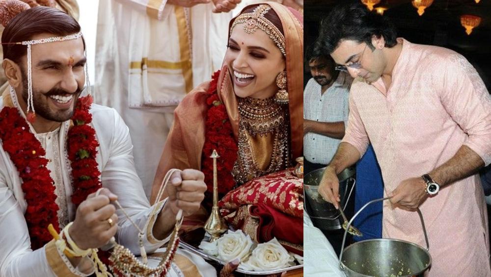 रणबीर कपूर ने रणवीर और दीपिका की शादी में परोसा खाना? ट्रोलिंग की हद पार करती है ये फोटो