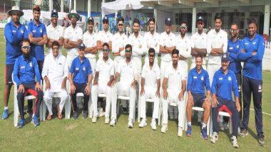 रणजी ट्रॉफी : उत्तर प्रदेश ने गोवा को पारी और 247 रनों से हराया