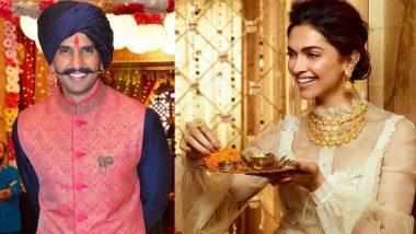 आज होगी रणवीर सिंह और दीपिका पादुकोण की रॉयल वेडिंग, जाने इस ग्रैंड सेरेमनी से जुड़ी खास बातें