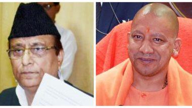 CM योगी को मिला आजम खान का 'साथ', कहा- अयोध्या में श्रीराम की मूर्ति 'स्टैच्यू ऑफ यूनिटी' से भी ऊंची हो