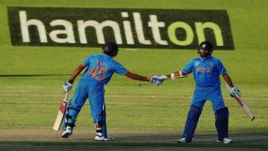 Ind vs Eng 2nd ODI: रोहित-धवन ने अगर आज 89 रन की पार्टनरशिप की तो वे सचिन-गांगुली के इस रिकॉर्ड की कर लेंगे बराबरी