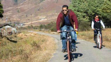Mechuka Adventure Festival: अरुणाचल प्रदेश के मुख्यमंत्री के साथ साइकिलिंग करते दिखे सलमान, देखें Video