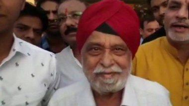 MP विधानसभा चुनाव: BJP की तीसरी लिस्ट में अपना नाम न देख रो पड़े सरताज सिंह, थामा कांग्रेस का हाथ, होशंगाबाद से लड़ेगें चुनाव