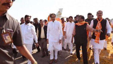 चुनाव में मिली जीत के बाद उद्धव ठाकरे अपने सांसदों के साथ जाएंगे अयोध्या,  शिवसेना ने फिर उठाई राम मंदिर निर्माण की मांग