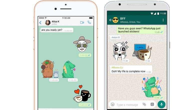 WhatsApp Stickers: आईफोन यूजर्स के लिए बुरी खबर, एप्पल ने डिलीट किया स्टिकर App