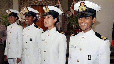 भारतीय महिलाओं को नाविक पद पर भर्ती करने का विचार कर रही है नौसेना