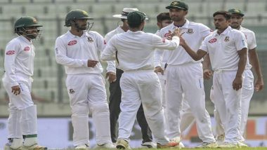 बांग्लादेश बनाम जिम्बाब्वे: बांग्लादेशी चीतों ने किया जिम्बाब्वे का शिकार, टेस्ट सीरीज 1-1 से ड्रॉ