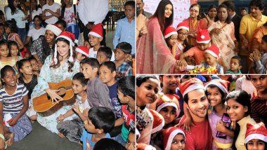 बॉलीवुड के सितारों ने ऐसे मनाया क्रिसमस, देखें तस्वीरें