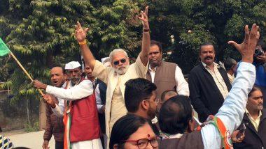 VIDEO: PM मोदी के हमशक्ल ने ऐसे मनाया कांग्रेस की जीत का जश्न, 2019 में भी बीजेपी के खिलाफ करेंगे प्रचार