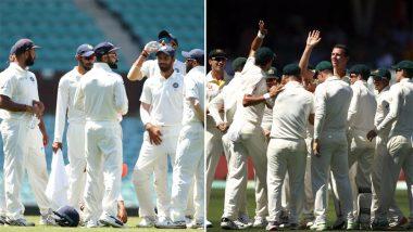 Ind vs Aus 1st Test 2020-21: यहां पढ़ें भारत और ऑस्ट्रेलिया के बीच टेस्ट क्रिकेट में किसका रहा है पलड़ा भारी