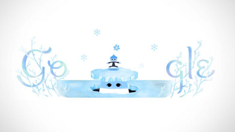 Winter Solstice 2018 Google Doodle: आज साल का सबसे छोटा दिन, होगी सबसे लंबी रात