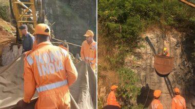 मेघालय: खदान में फंसे 15 मजदूरों को बचाने पहुंची NDRF की एक और टीम
