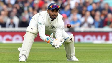 IND vs WI 2nd Test 2019: धोनी के इस बड़े रिकॉर्ड को ऋषभ पंत ने किया अपने नाम, साथ ही ऐसा करने वाले बने पहले भारतीय