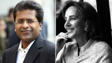पूर्व आईपीएल कमिश्नर ललित मोदी की पत्नी का हुआ निधन