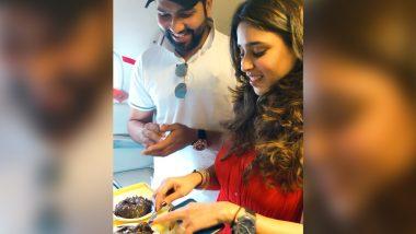 भारतीय स्टार बल्लेबाज रोहित शर्मा ने पत्नी रितिका के जन्मदिन पर सोशल मीडिया पर मांगी माफी, जानें कारण