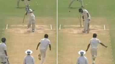 अंडर-19 कूच विहार ट्रॉफी: मणिपुर के युवा स्विंग गेंदबाज रेक्स सिंह ने अरुणाचल प्रदेश के खिलाफ एक पारी में लिए 10 विकेट