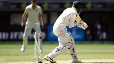India vs Australia: लोकेश राहुल का लगतार फ्लॉप प्रदर्शन जारी, दूसरी पारी में जीरो पर हुए आउट