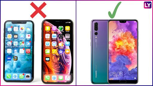 iPhone यूजर्स को बर्खास्त करने की धमकी दे रही  है चीनी कंपनियां, Huawei के समर्थन में दिए जा रहें है लुभावने ऑफर
