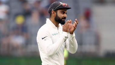 IND vs WI 2nd Test 2019: दूसरे टेस्ट में जीत के बाद कोहली ने कहा- कुछ सत्र में दबाव के बावजूद हमने अच्छा क्रिकेट खेला