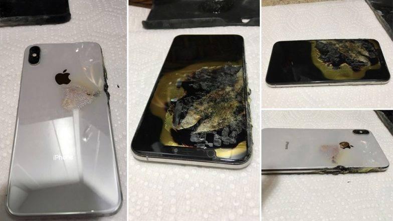 iPhone XS Max आग लगने के बाद जेब में फटा, मालिक ने Apple पर ठोका केस
