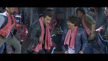 शाहरुख और सलमान खान के गीत 'इश्क़बाजी' की धूम, महज 24 घंटे में 24 मिलियन से अधिक बार देखा गया!