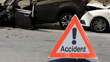 Jammu-Kashmir: रामबन में सड़क दुर्घटना में आठ प्रवासी मजदूर घायल