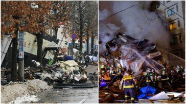 जापान: सापोरो शहर में पब के पास विस्फोट, 42 लोग घायल