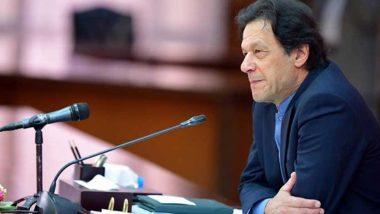 पाकिस्तानी प्रधानमंत्री इमरान खान ने की राष्ट्रीय सुरक्षा समिति बैठक की अध्यक्षता