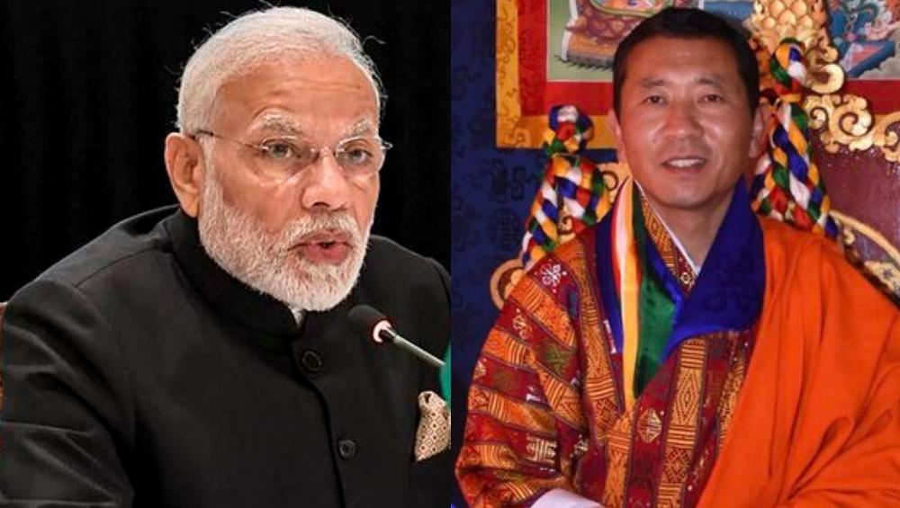 PM नरेंद्र मोदी ने किया बड़ा ऐलान, भारत देगा भूटान को 4,500 करोड़ रुपये की सहायता