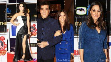इंडियन टेलीविजन अवॉर्डस में सितारों से सजी शाम, एकता कपूर और दिग्गज अभिनेता जितेंद्र ने भी दी प्रस्तुति
