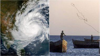 आंध्र प्रदेश: तटीय इलाको में चक्रवाती तूफान का खतरा बढ़ा, हाई-अलर्ट जारी