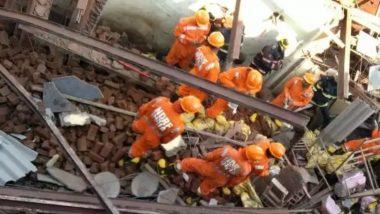 मुंबई के गोरेगांव में निर्माणाधीन इमारत गिरी, 3 की मौत, 8 घायल