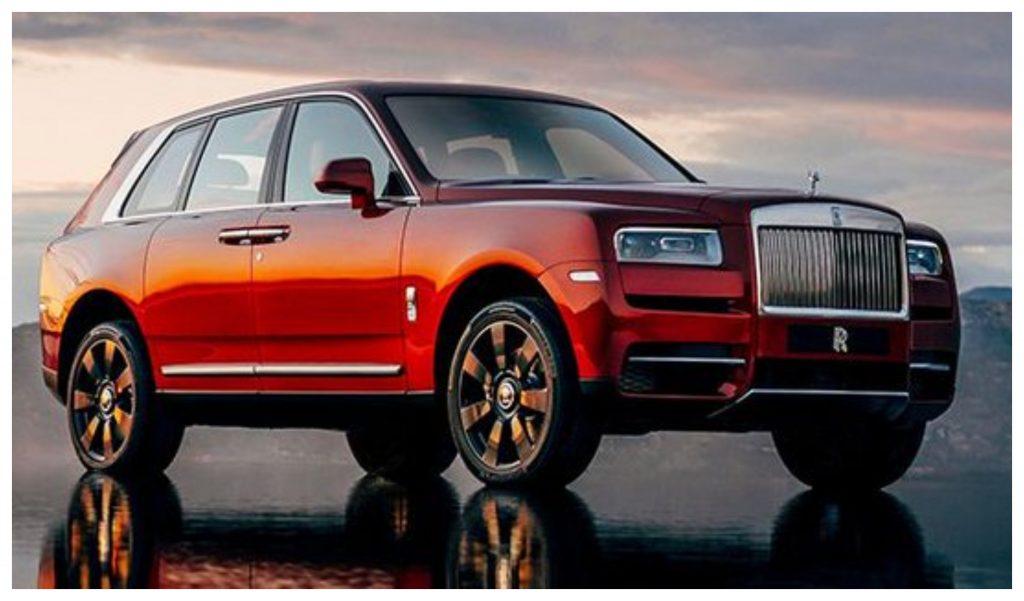 Rolls-Royce Cullinan भारत में हुई लॉन्च, कीमत 6.95 करोड़ रुपये