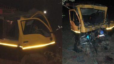 महाराष्ट्र: चंद्रपुर में भीषण सड़क हादसा, 11 लोगों की मौत