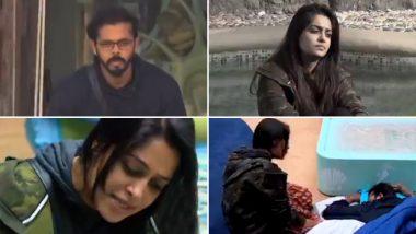 Bigg Boss 12: दीपिका और श्रीसंत के रिश्ते में आई दरार, देखें Video