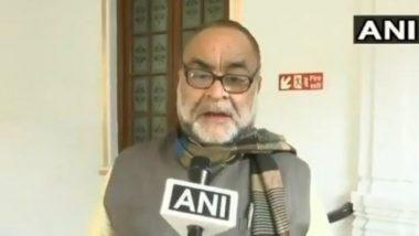 बजरंगबली की जाति पर एक बार फिर मचा बवाल, बीजेपी के इस नेता ने कहा- मुसलमान थे हनुमान